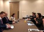 Temui Bos Bank Dunia, Sri Mulyani Janji Kurangi Negative List