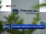Investasi Pabrik, Chandra Asri Dapat Tax Holiday