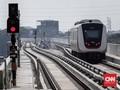 Jokowi Buka Peluang LRT Diperpanjang Sampai Bandara Soetta
