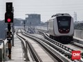 Tak Lagi Gratis, LRT Jakarta Pungut Rp5.000 Mulai 1 Desember