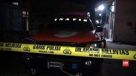 VIDEO: Polisi Amankan Terduga Teroris di Palangka Raya