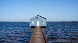 Toilet Berharga Miliaran di Rumah Pinggir Sungai Australia