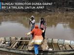 Kang Emil Dapat Rp 1,4 T untuk Sungai Terkotor di Dunia
