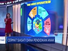 Cermat Siasati Dana Pendidikan Anak
