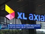 Trafik Data XL Axiata Melonjak 57% Selama Libur Lebaran