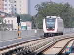 Terhambat Pembebasan Lahan, Apa Kabar LRT Jabodebek?