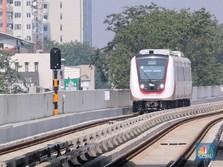 Bangun LRT, Adhi Karya Sudah Terima Rp 7,1 T dari KAI
