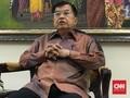 JK Sebut Kunjungan AHY saat Lebaran Cairkan Hubungan SBY-Mega