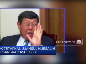 KPK Tetapkan Sjamsul Nursalim Tersangka Kasus BLBI