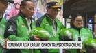 VIDEO: Kemenhub Akan Larang Diskon Transportasi Online