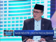 Nasib Industri Logistik Pasca Lebaran