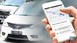 Aturan Taksi Online Berlaku 18 Juni 2018