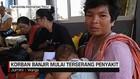 VIDEO: Korban Banjir Samarinda Mulai Terserang Penyakit