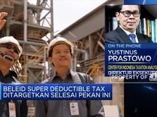 Realisasi Aturan Beleid Super Deductible Tax
