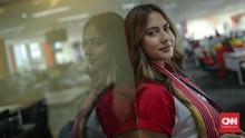 'Sri Asih' Dorong Pevita Pearce Keluar dari Zona Nyaman