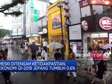 Ekonomi Jepang Diklaim Membaik