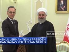 Menlu Jerman Temui Presiden Iran Bahas Perjanjian Nuklir