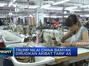 Trump Klaim China akan Sepakati Damai Dagang