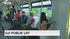 VIDEO: Uji Publik LRT Kelapa Gading
