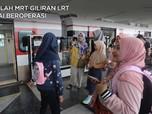 Setelah MRT Giliran LRT Beroperasi, Berapa Tarifnya?