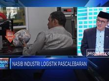 Geliat Industri Logistik di Musim Lebaran