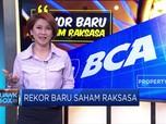 Tak Mau Kalah, Saham BCA Rekor & Kokoh Jawara Market Cap
