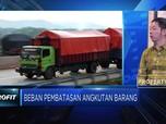 Beban Pembatasan Angkutan Barang Selama Lebaran