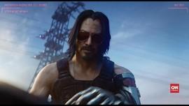 VIDEO: Keanu Reeves 'Calon' Raja 2019