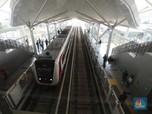 LRT, MRT, & Rencana Besar Transportasi Massal Jabodetabek