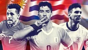 Berebut Juara Copa America