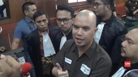 VIDEO: Divonis 1 Tahun Penjara, Dhani Ajukan Banding