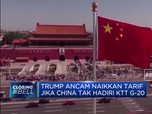 Trump Ancam Kembali Naikkan Tarif untuk China
