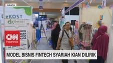 VIDEO: Model Bisnis Fintech Syariah Kian Dilirik