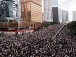 Ada Kantor BNI di Pusat Demo Hong Kong, Bagaimana Nasibnya?