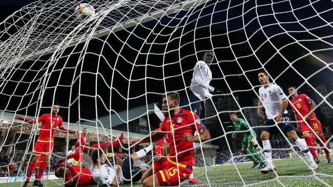 Klasemen Sementara Kualifikasi Piala Eropa 2020