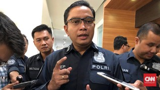Polri Klaim Awasi Grup Whatsapp Cuma Lewat 'Screen Capture'