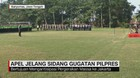 VIDEO: Apel Pasukan Jelang Sidang Sengketa Pemilu di MK