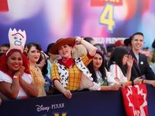 Kisah Woody di Toy Story 4 Jadi Film Animasi Terbaik Oscar