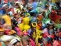 FOTO: Kaum Kalash yang Hampir Kalah oleh Zaman