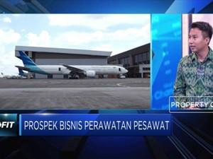 Prospek Bisnis Perawatan Pesawat