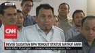 VIDEO: Revisi Gugatan BPN Terkait Status Ma'ruf Amin