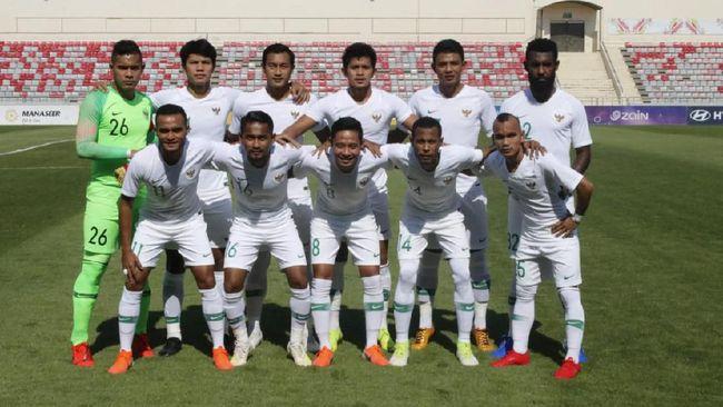 Timnas Indonesia Disalip Malaysia di Peringkat FIFA