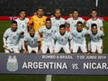 Timnas Argentina Rilis Starter Lawan Kolombia di Copa America