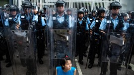 Jurnalis Ditembak, Indonesia Masih Tunggu Jawaban Hong Kong