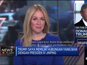 Trump: Jika Tidak Bertemu Xi Jinping, Tarif akan Naik Kembali
