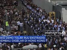 Aksi Demo Tolak RUU Ekstradisi Kembali Digelar Di Hong Kong