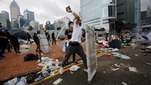 Ratusan Ribu Warga Hong Kong akan Turun ke Jalan Hari Ini