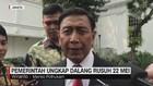 VIDEO: Cegah Hoaks, Pemerintah Ungkap Dalang Rusuh 22 Mei