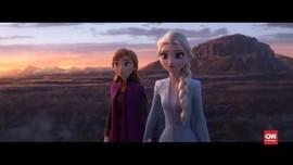 VIDEO: 'Frozen 2', Perjalanan Elsa dan Anna Mencari Masa Lalu