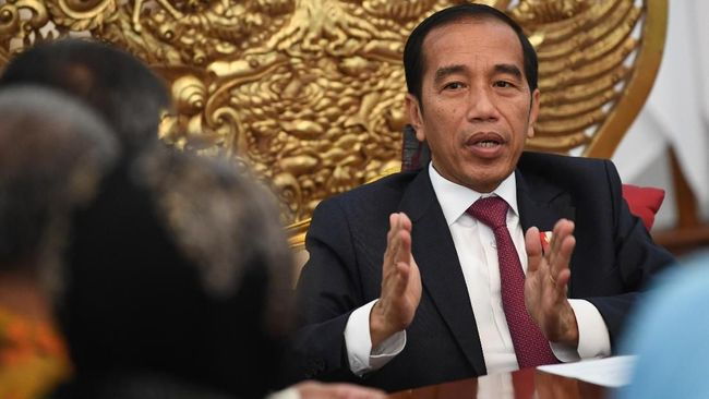 Jokowi Sebut Akan Fleksibel Berbagi Tugas dengan Ma'ruf